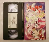 Sailor Moon Diana's Secret VHS, English Edited version