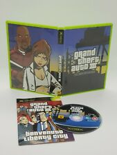Gta 3 the Xbox collection per Microsoft Xbox completo funzionante inglese