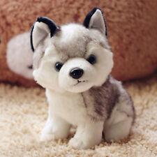 1× Plush Stuffed Husky Dog Toy Doll Birthday Girlfriend Baby Kids Children Gift-