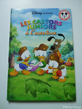 Club du livre Mickey / Livre Disney - Les Castors Juniors à l'aventure