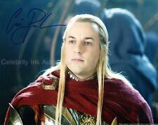 CRAIG PARKER as Haldir - The Lord Of The Rings GENUINE AUTOGRAPH UACC (R6859)