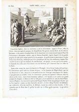 1825 Vite dei Santi: San Paolo Saulo di Tarso Apostolo Saint Paul Apotre Pablo