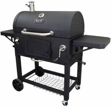 Large Charcoal Grill Barbeque Bbq Black 816 Sq Inch Cooking Space Outdoor Grills