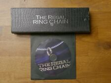 David Regal - The Regal Ring Chain (Gimmick+DVD), excellent condition