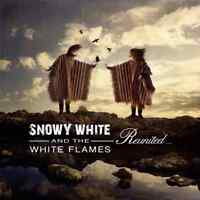 SNOWY WHITE AND THE WHITE FLAMES.REUNITED .2017.CD .