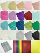 A4 Glitter Card Cardstock Premium Quality Low Shed 250gsm - 28 Colours + Mixed