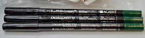 3X Bellapierre Gel Eye Liner, No. 4 Metallic Green Pierre Eyeliner Ipsy