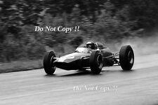 Jim Clark Lotus 33 Winner Belgian Grand Prix 1965 Photograph 7