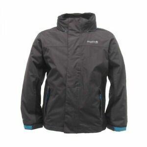 Regatta Luca Kids Boys 3 in 1 School Waterproof Jacket & Fleece Rain Coat RRP£60