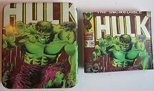 Avengers Incredible Hulk Slimfold Wallet Collector Tin Marvel Comics New 0009
