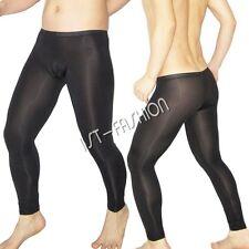 Sexy Sous-vêtement Pantalon longue Legging Collant Lingerie Homme Caleçon Pants