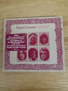 Fairport Convention - Liege  Lief - CD.. - c1167c pre owned