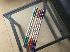 More details for dandya sticks beautiful designs 16 pairs =32 dandiya all new and packed