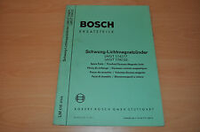 Ersatzteile Bosch Schwung - Lichtmagnetzünder LM EVE 213/6