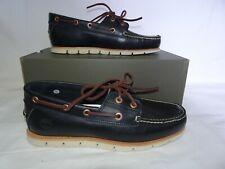Timberland TIDELANDS Navy Boat Shoes *Size 8.5, 9, 9.5 & 10.5 UK* BNIB  WIDE FIT