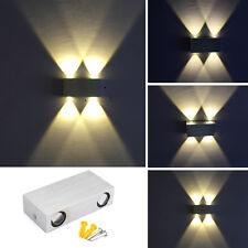 4W LED Wandleuchte Wandlampe Wandbeleuchtung Warmweiß Wasserdichte Flurlampe