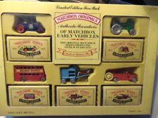 Matchbox Originals - Mint Vehicles in NM Display Box