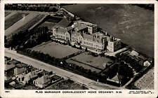 Deganwy. Plas Mariandir Convalescent Home # 7341 by Aero Pictorial.