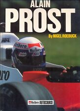 Alain Prost by Nigel Roebuck - Autocourse Driver Profile no.3