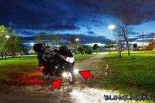 Suzuki Burgman 650A AN650A Executive Xenon Driving Lights Fog Lamps Drivinglight