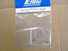 E-Flite R/C Helicopter Parts - EFLH1067 Replacement Servo Retaining Collars