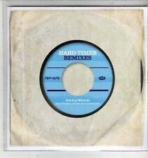 (CW569) Jeb Loy Nichols, Hard Times - 2012 DJ CD