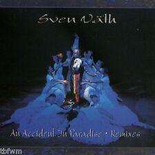 Sven Väth An Accident In Paradise Remixes CD EP EYE Q RECORDS '93 TRANCE TECHNO