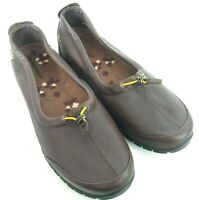 ExOfficio Cheyenne Womens Size 10 Brown Slip On Flats Shoes Walking Comfort