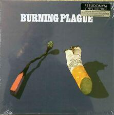 Burning Plague-same Belgian psych prog reissue 180 gram lp Pseudonym