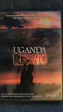 UGANDA RISING   DVD IMDB Rating 8.4 ** Narrated Kevin Spacey & Kavan Smith * OOP