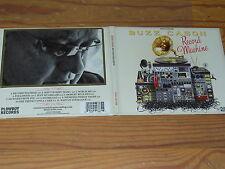 BUZZ CASON - RECORD MACHINE / DIGIPACK-CD 2015