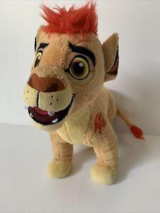 "Lion King Simba Son KION Talking Roars Lights Up Lion Stuffed Plush 12"" (340)"