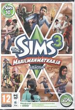 PC Game Sims 3 Reiseabenteuer Add On NEW