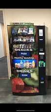 HY2100-9 Seaga Healthy You Vending Machines for Sale - In Good Conditions