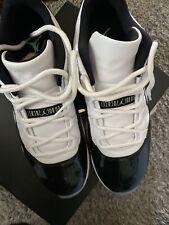 Jordan 11 Retro Low Emerald Iridescent Men's Size 12 Nike