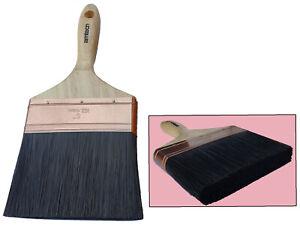 "6"" Plastering Water Splash Brush Emulsion Fence Tools"