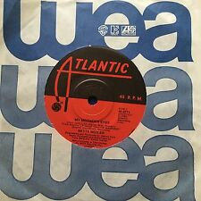 45 Bette Midler My Mothers Eyes b/w Chapel of Love Atlantic Label Like New