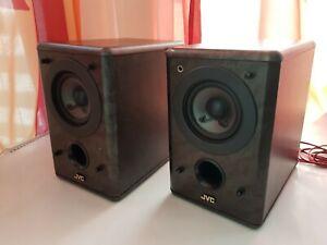 JVC 250 vatios 130mm altavoces 13cm boxeo set par auto 2-caminos del sistema speaker