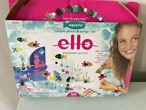ello Creation System Aquaria People Places Things NEW Open Box