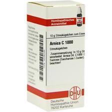 ARNICA C 1000 Globuli 10g PZN 4205035