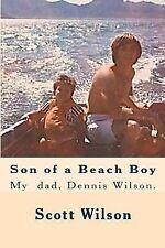 Son of a Beach Boy by Scott Wilson (2015, Paperback, Large Type)