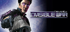 Deus Ex: Invisible War PC *STEAM CD-KEY* 🔑🕹🎮