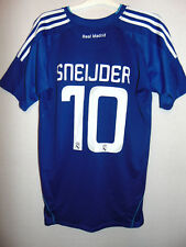 SNEIJDER #10 REAL MADRID 2008-09 FOOTBALL SHIRT JERSEY ADIDAS 3XL XXXL VGC