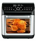 IKICH 1500W 12 Quart 10-in-1 Air Fryer Oven with Dehydrator & Rotisserie photo