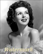 "Marcia Edgington 1950s aka.""The Gorgeous Redhead"" / Pinup Girl, Burlesque Dancer"