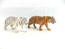 Schleich White Siberian Tiger Female Big Cat Tigress Figures 2007 Retired 14383
