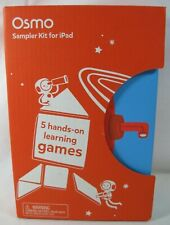 Osmo Sampler Kit For iPad - Learning Games - Complete