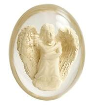 ANGEL OF HOPE Worry Stone with Descriptive Gift Envelope - AMAZING DETAIL!!!