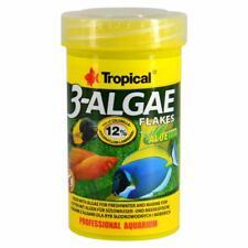 3-ALGAE FLAKES 250ml For everyday feeding of freshwater and marine herbivorous
