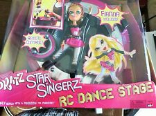 NEW MGA Bratz Star Singerz  Fianna RC Dance Stage NRFB Mint